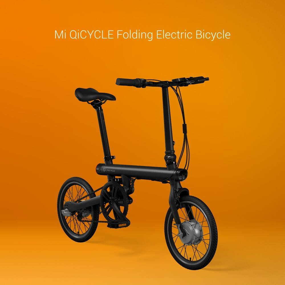 Foto de Qicycle Electric Folding Bike (13/16)