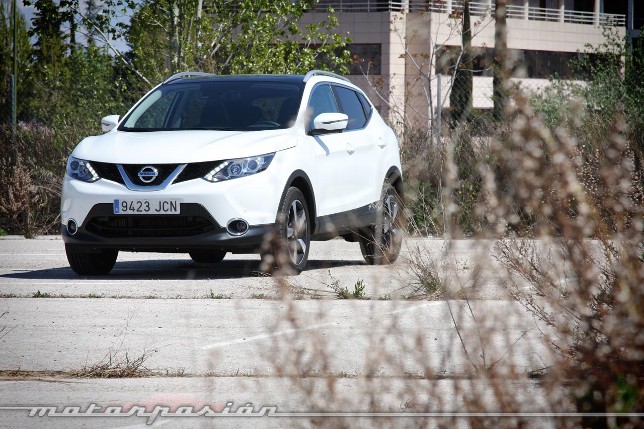 Foto de Nissan Qashqai 1.6 DIG-T 163 CV (prueba) (12/19)