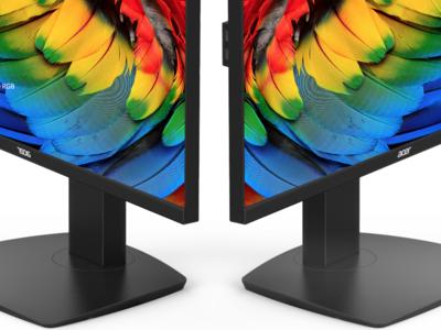 El Acer ProDesigner BM320 es un monitor de alta gama para usuarios que dan gran importancia a la fidelidad de la imagen