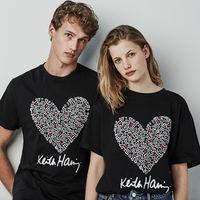 Stradivarius y Keith Haring una pareja con mucho amor