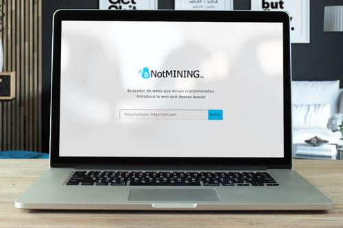 NotMining, un buscador para comprobar si las webs que visitas minan criptomonedas