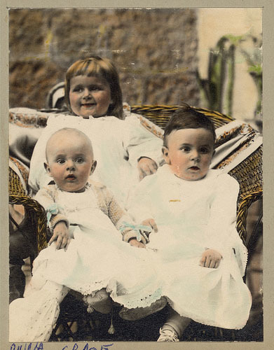 Foto de Fotos viejas de bebés (4/9)