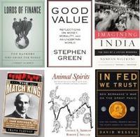 Los mejores libros de negocios del 2009