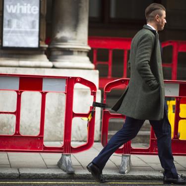 El mejor street-style de la semana: ¡Saquemos los abrigos que el frío ha llegado!