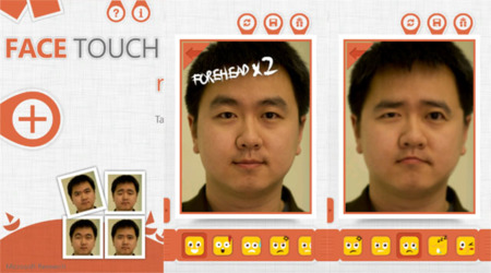 Face Touch