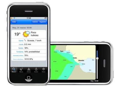 Eltiempo.es para iPhone nos permite conocer el estado meteorológico con detalles