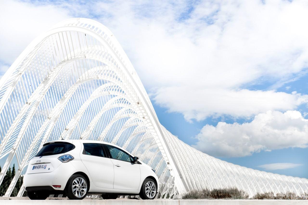 Foto de Renault ZOE (23/151)