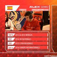PokeAlex se queda a una victoria de ganar en los Europe International Championships