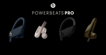 Los Powerbeats Pro llegarán en más colores el próximo 30 de agosto