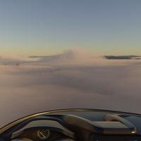 Los devastadores incendios de California también han tomado los cielos de Microsoft Flight Simulator
