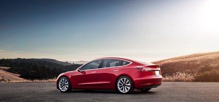 Tesla estrenó nueva línea de producción para el Model 3 con el Dual Motor Performance