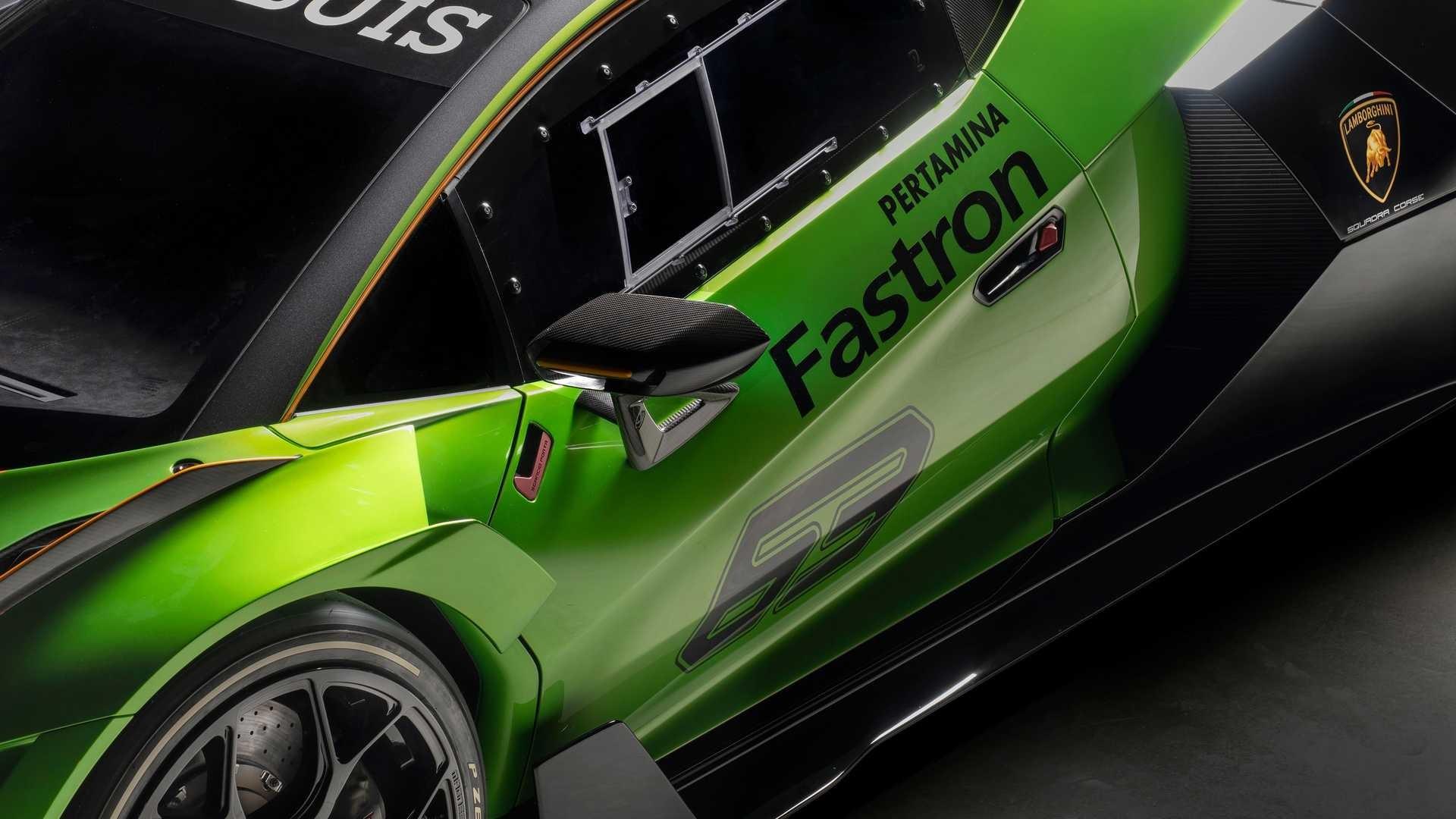 Foto de Lamborghini Essenza SCV12 (10/15)