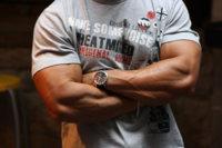 Comer dulces para construir músculo: el secreto de Arnold Schwarzenegger, a prueba