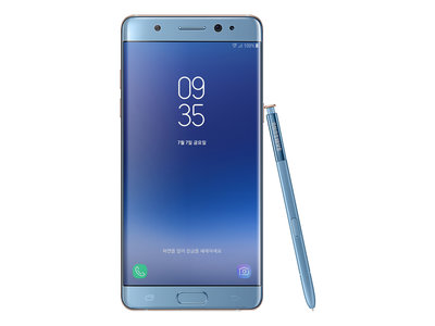 Samsung Galaxy Note 7 Fan Edition: ya es oficial, ¡ha vuelto!