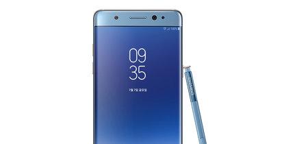 Samsung Galaxy Note 7 Fan Edition: ya es oficial, ¡ha vuelto!