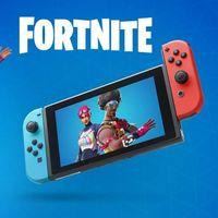 Fortnite arrasa en Switch: 2 millones de descargas en menos de un día