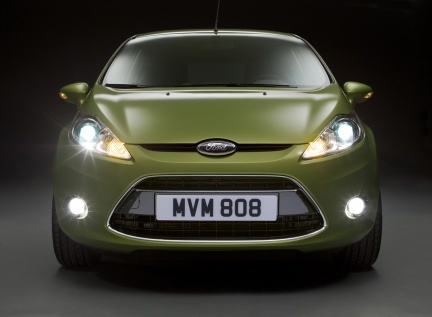 El nuevo Ford Fiesta a Ginebra
