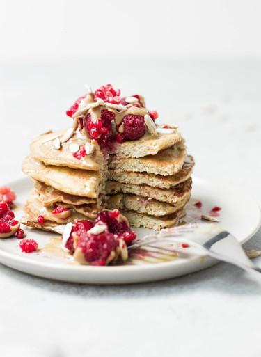 Cómo hacer tortitas sin azúcar y nueve ideas para probar en casa