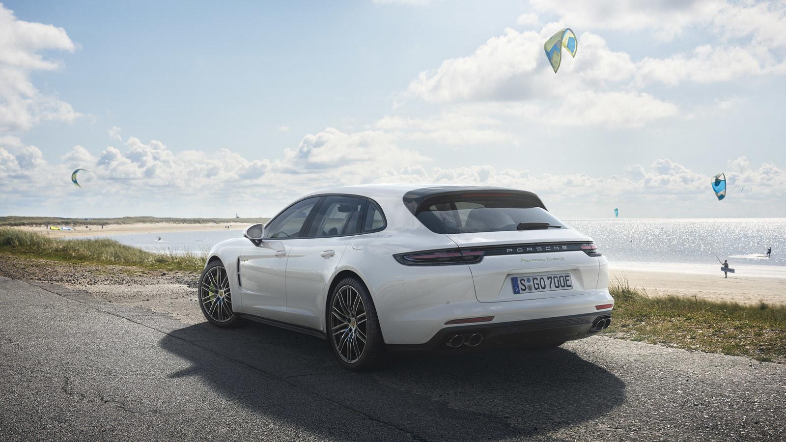 Foto de Porsche Panamera Sport Turismo, toma de contacto (39/75)