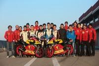 Los pilotos de la Copa Honda CBR250R demuestran su alto nivel