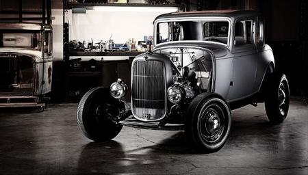 Arma tu propio Ford Hot Rod Coupé 1932