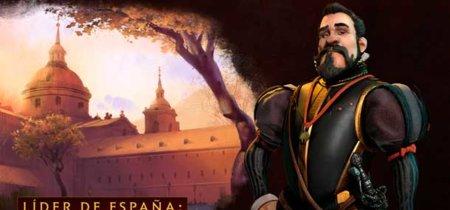 España y Felipe II protagonizan el nuevo vídeo de Civilization VI