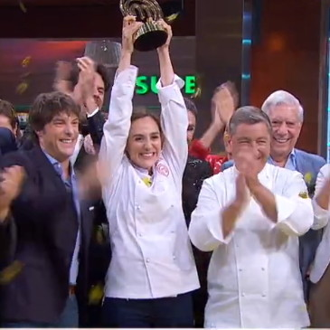 Tamara Falcó gana Masterchef Celebrity con un menú sin defectos en una final interminable