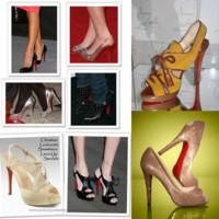 Zapatos de moda, los de Christian Louboutin