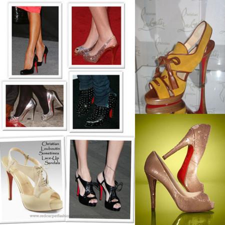 zapatos de moda Louboutin