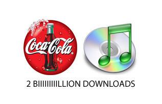 Gana canciones con Coca Cola e iTunes