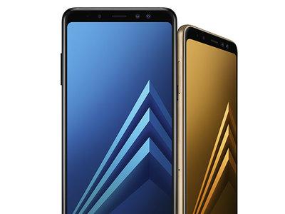 Samsung presenta el nuevo Galaxy A8 con más pantalla, más funcionalidades y una doble cámara frontal para hacernos mejores selfies
