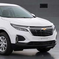 El Chevrolet Equinox 2021 se escapa desde China: así lucirá su facelift