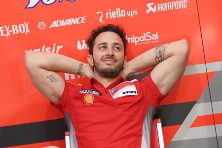 Andrea Dovizioso Motogp Test Catar 2018 2