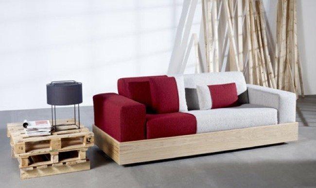 palet sofa