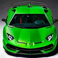 ¡Filtrado! Este es la primera imagen Lamborghini Aventador SVJ, el último V12 aspirado de la marca