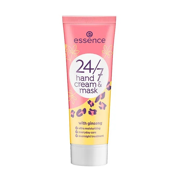 ESSENCE 24/7 Hand Cream & Mask