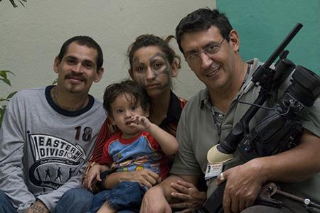 El fotógrafo Christian Poveda asesinado en El Salvador
