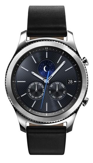 Smartwatch Samsung Gear S3 Classic Negro