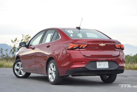 Chevrolet Onix 2021 Mexico 6