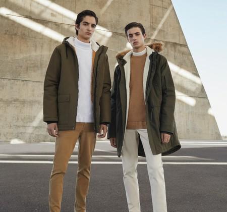 Entre grises, Lefties nos presenta el perfecto look urbano para el invierno