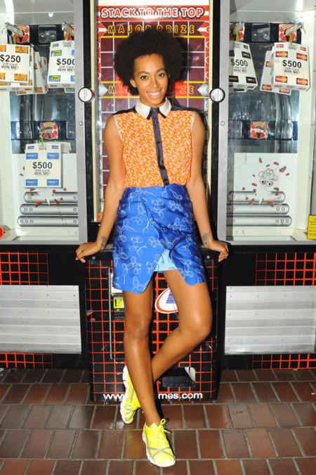 Solange Knowles Nueva York semana