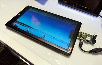 La tableta Moby de Marvell para estudiantes saldrá por menos de 100 dólares