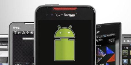 Los teléfonos Android con LCD batiendo en autonomía a los AMOLED