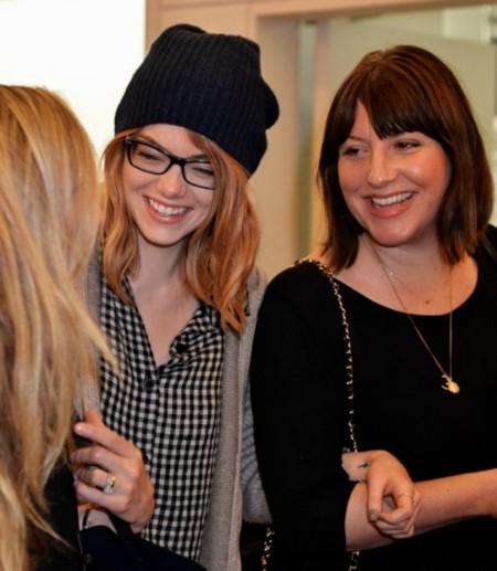 Duelo de niñas buenas en su día a día: ¿Emma Stone o Taylor Swift?