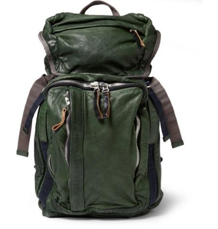 La mochila de cuero de Marni, tu compañera ideal de aventuras