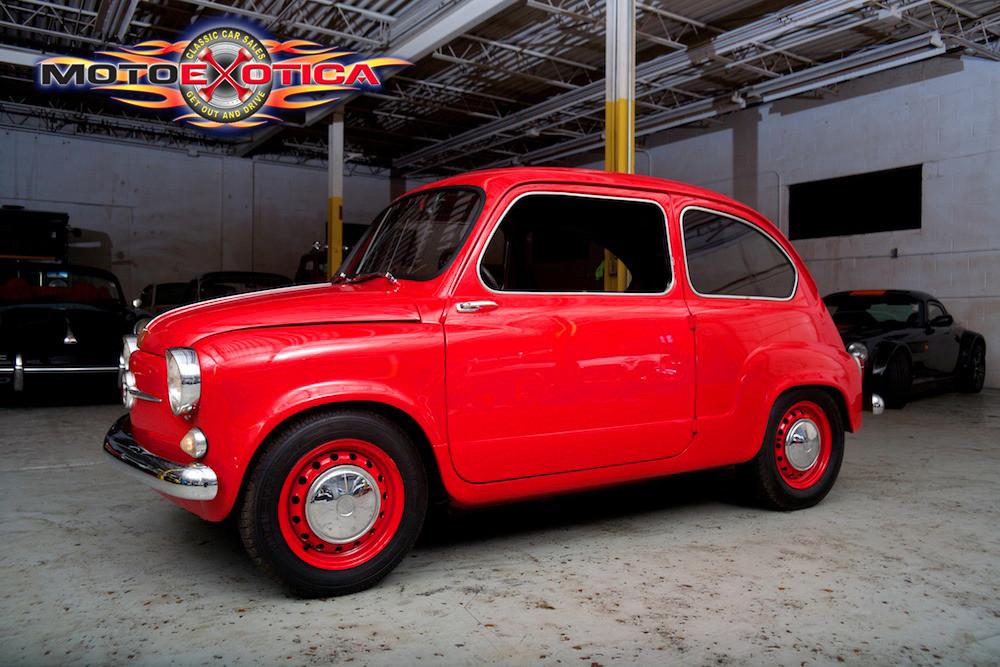 """Foto de Fiat 600 """"Maziat"""" (29/36)"""