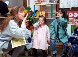 Cuentos infantiles para una base intelectual