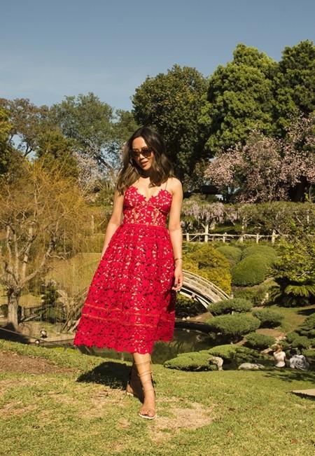 El vestido de H&M que te permitirá convertirte en Aimee Song