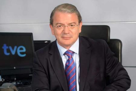 Dimite el director de TVE, José Ramón Díez