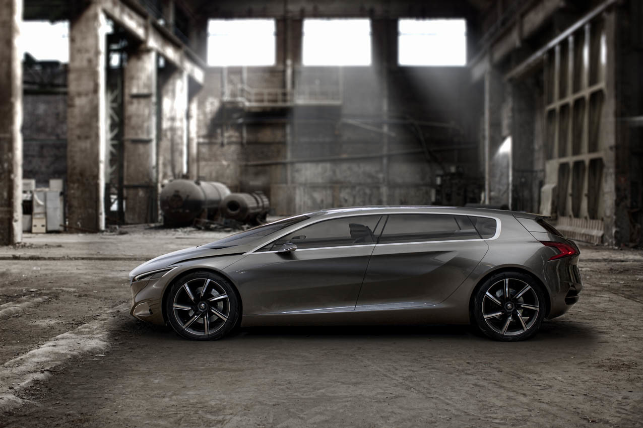 Foto de Peugeot HX1 Metamorphosis (12/17)